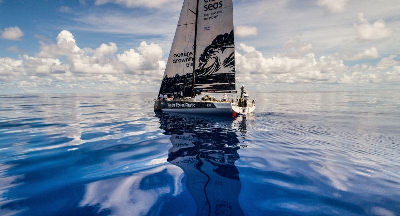 volvo ocean race, plastics, microplastics, waste, pollution, cleanseas, unep
