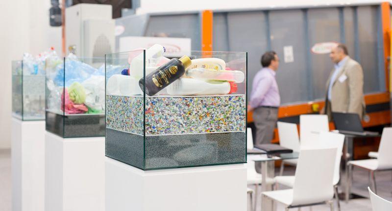 microplastics, plastics, recycling, waste, ifat