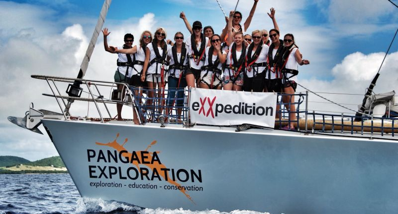 eXXpedition, plastic, waste, ifat, oceans, research
