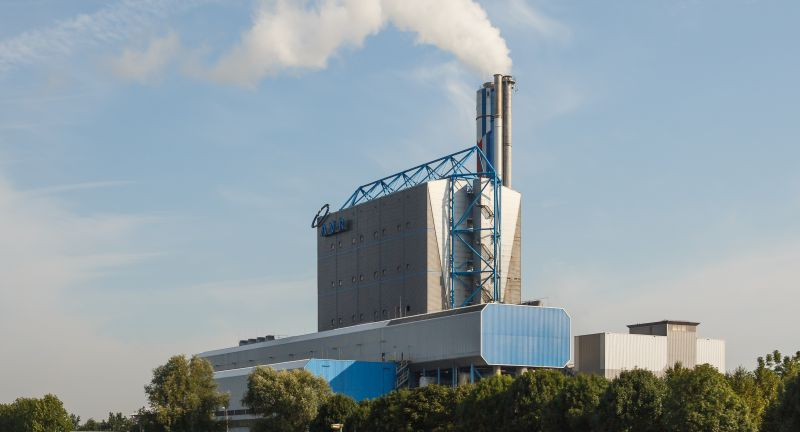 AVR, air liquide, waste to energy, carbon capture, co2