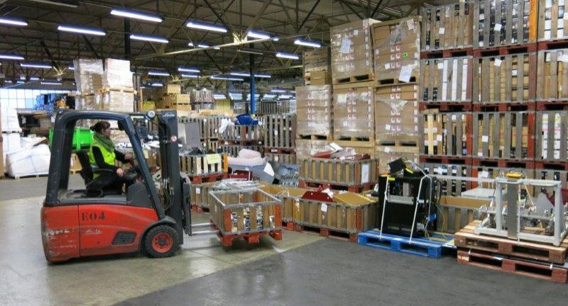Sims Recycling Solutions, recycling, ewaste, weee, netherlands