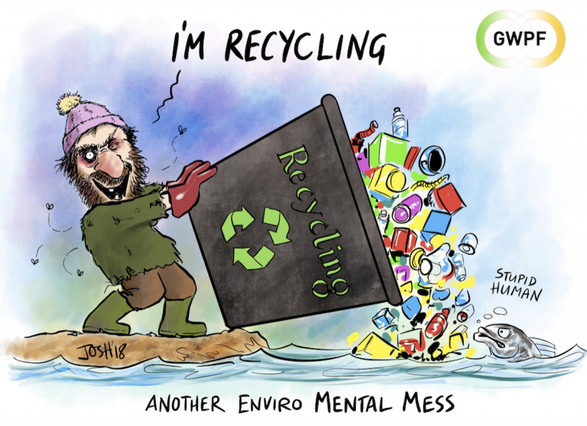 BLOG: Save The Oceans – Stop Recycling Plastic | Waste