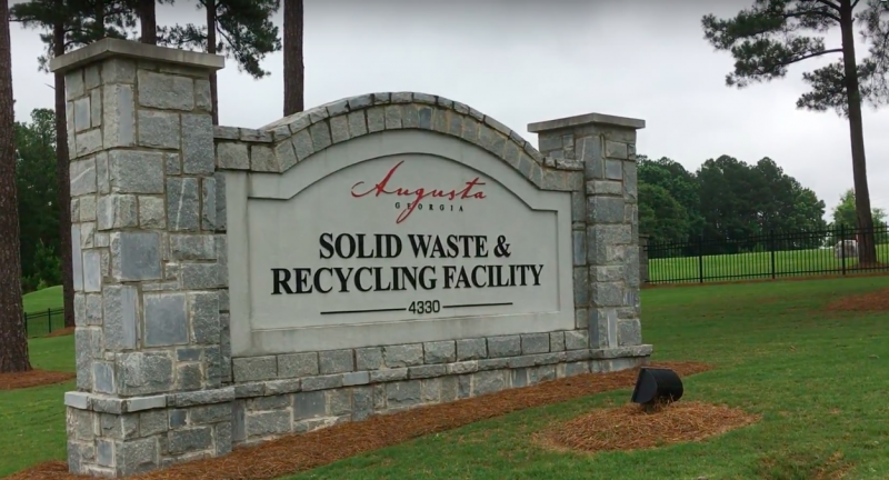 Augusta-Richmond County, waste to energy, allied energy services