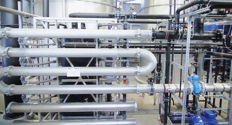 WEHRLE, BIOMEMBRAT, Membrane Bioreactor, landfill, Riederberg