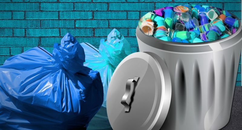 German Environment Agency, UBA, packaging, waste, recycling, plastics