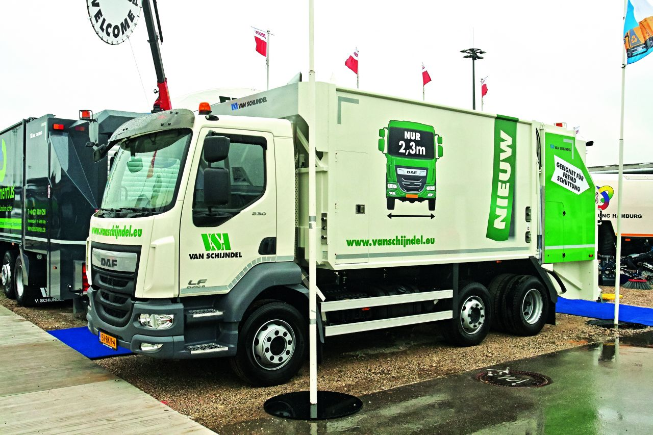 IN PICTURES: IFAT Waste & Recycling Plant Equipment Review