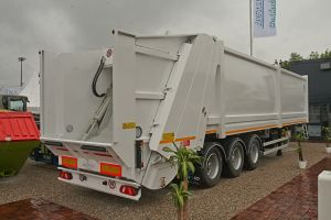 Malcolm Bates, waste, recycling, collection, rcv, ifat