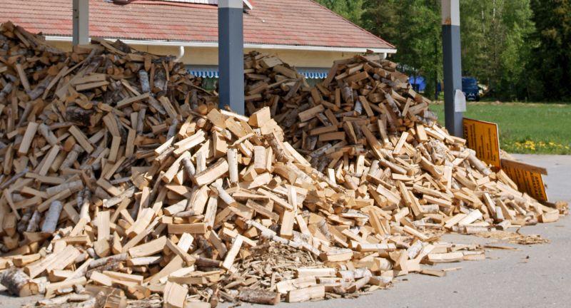Veolia, wood waste