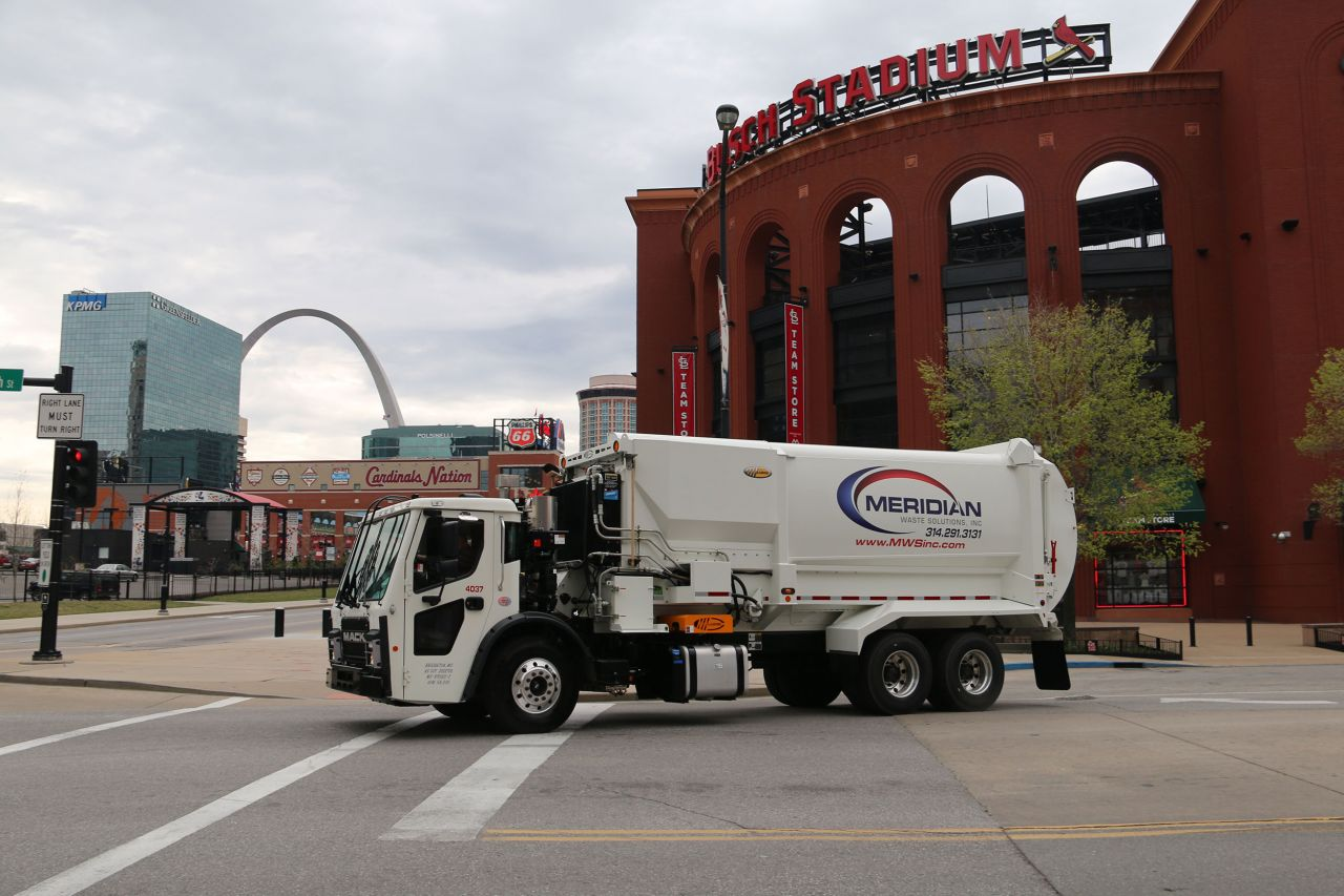 Meridian Waste Expands Waste Collection & Handling Business