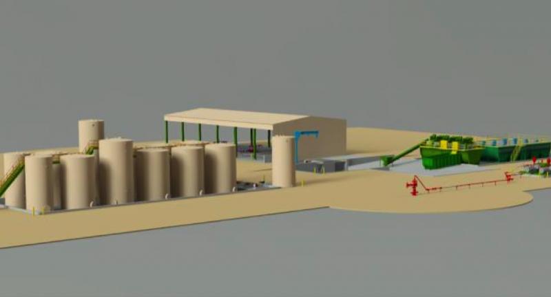 Waste Management Energy Services, oilfield waste