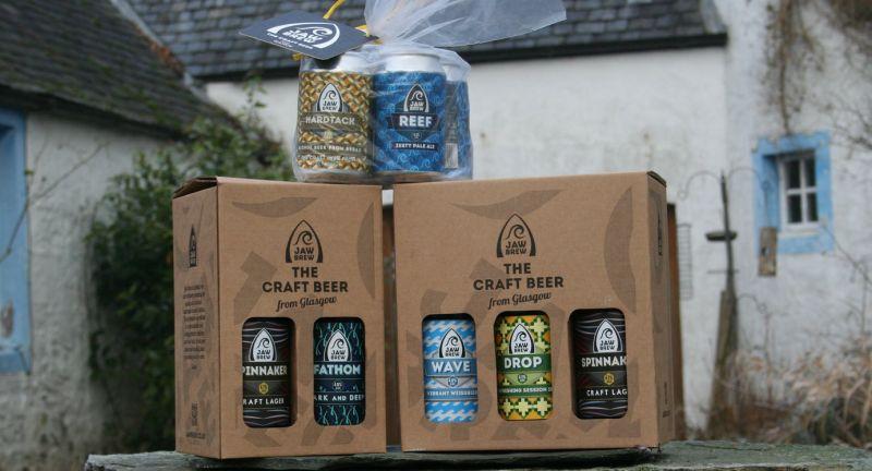 Jaw brew, circular economy, zero waste scotland, food waste