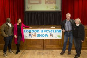 London Upcycling Show, recycling, tommy walsh, waste
