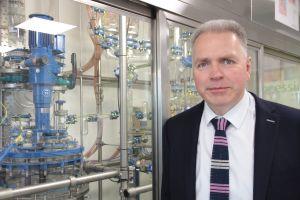 Biome Technologies, bioplasticsc