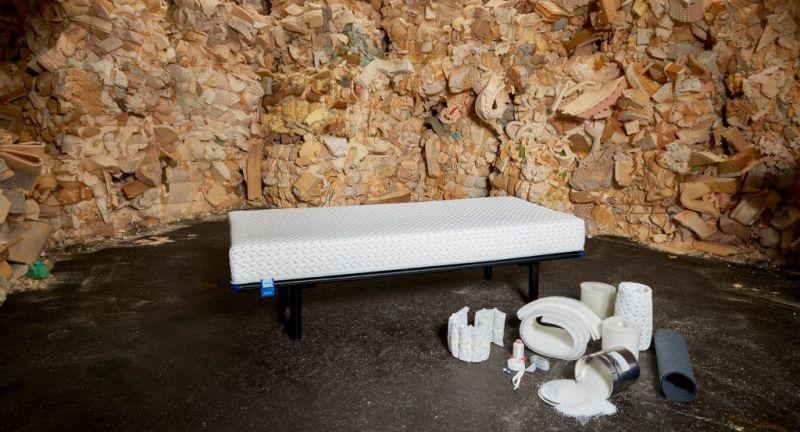 DSM-Niaga, Royal Auping, mattress, recycling