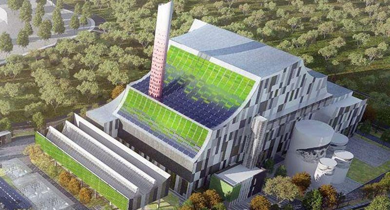 CTCI, nippon, waste to energy, taiwan
