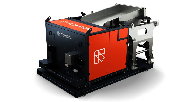 tomra, optical sorting, recycling, waste, msw, autosort color