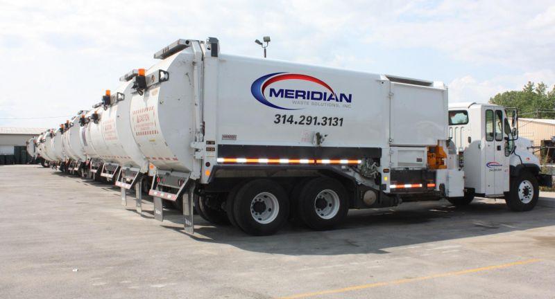 Meridian Waste Solutions, landfill, eagle ridge, missouri