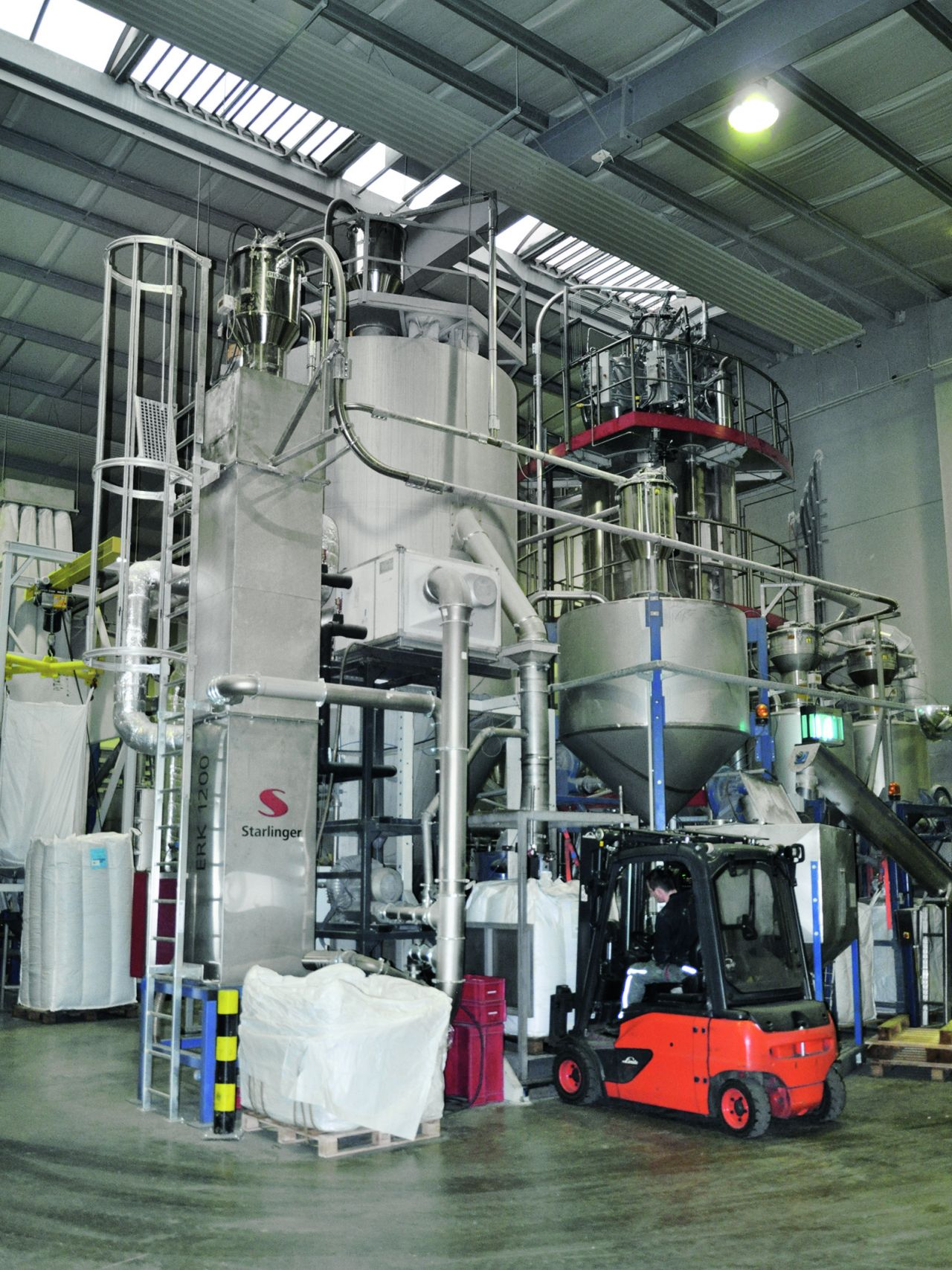 Starlinger Tech Helps PET to PET Boost Bootle Recycling in