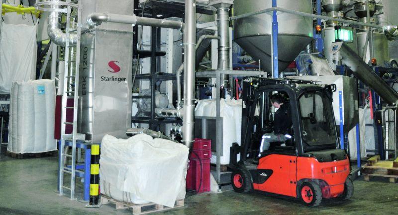 Starlinger Recycling Technologies, pet to pet, plastics, bottles