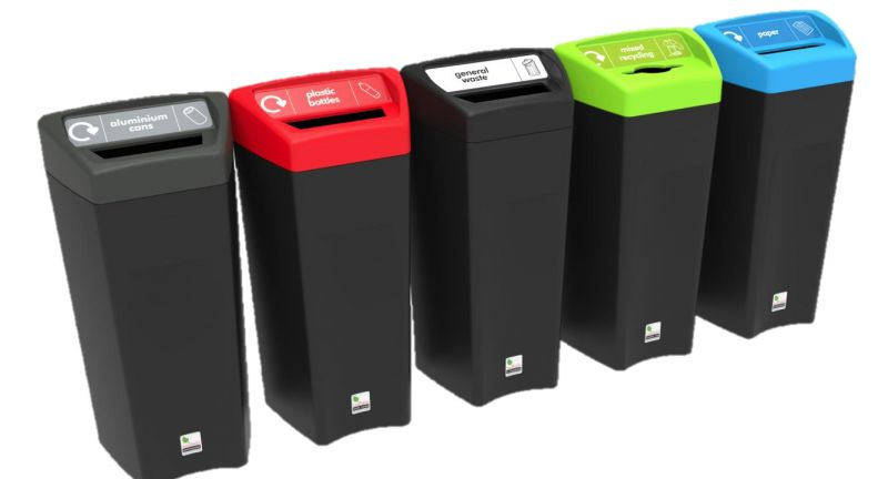 Leafield Environmental, waste, recycling, bins