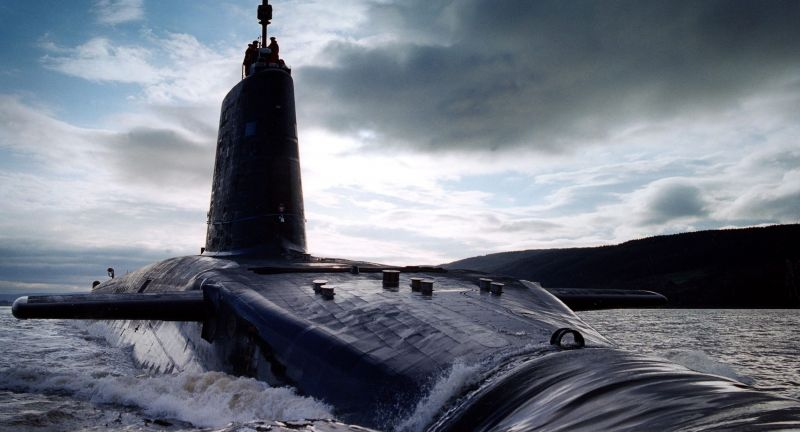 base, clyde, faslane, hms victorious, s29, submarine, trident class, Trident