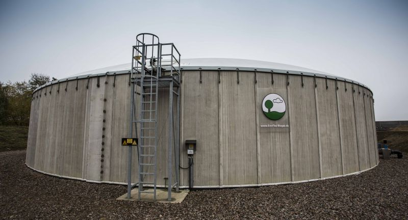 Allpress Farms, EnviTec Biogas UK, biogas, anaerobic digestion