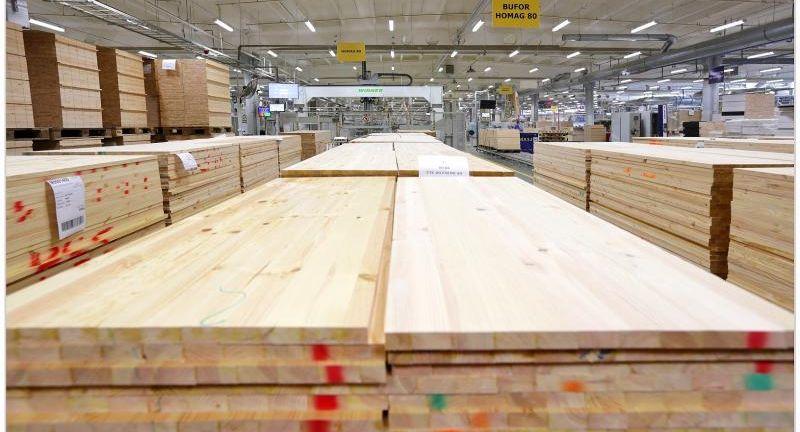 ikea, host, wood waste, waste to energy, Stepnica