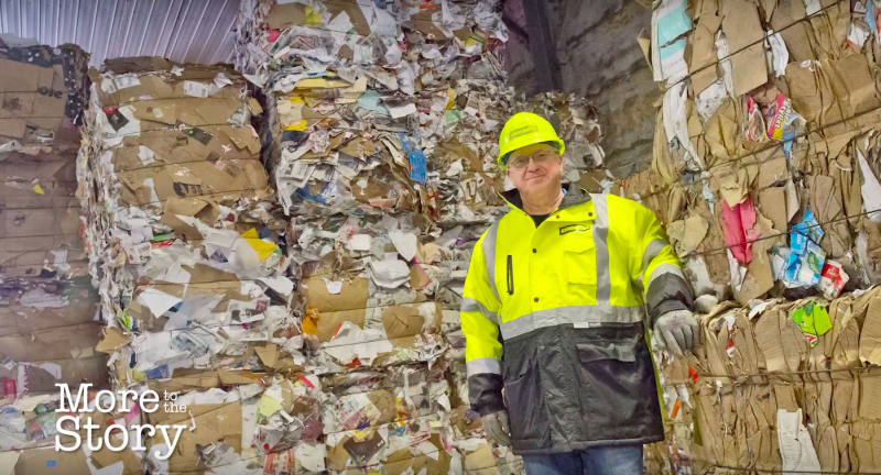 WPBS-TV, Watertown Daily Times, waste, recycling