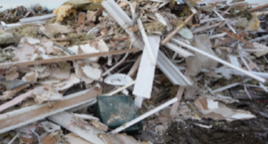 Environment Agency, landfill, leachate, plasterboard, fine