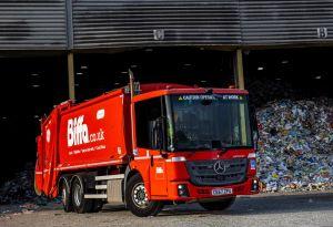 Mercedes-Benz, Econic, biffa, waste, rcv, refuse collection vehicle