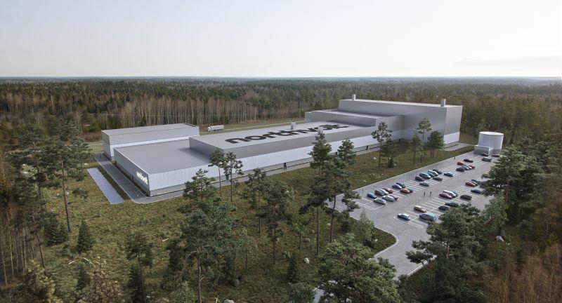 Northvolt, european battery alliance, recycling