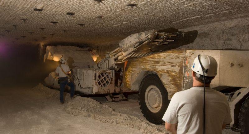 Mining, Underground