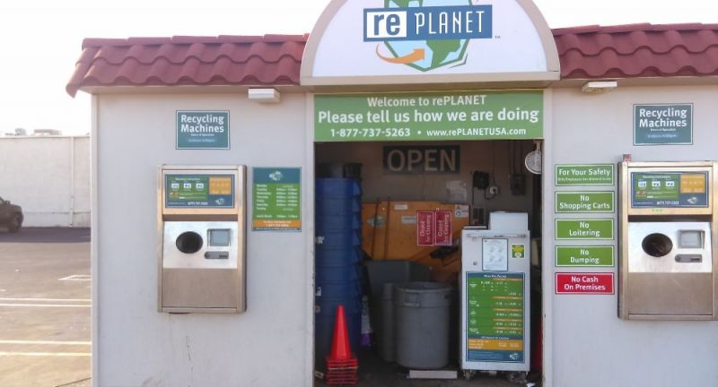 Container, Recycling, Institute, replanet, recycling, deposit, scheme