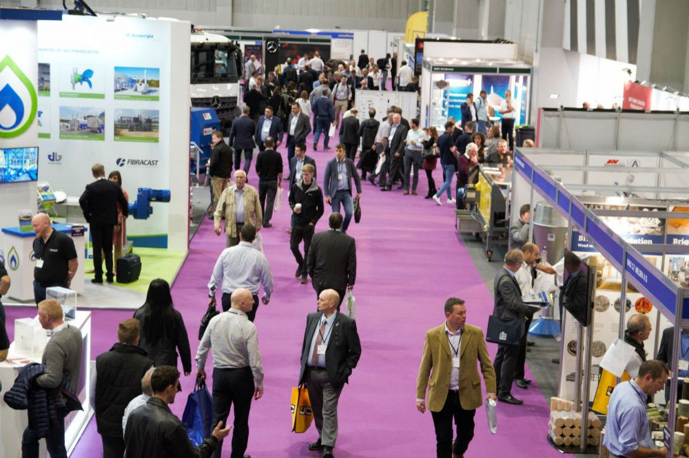 Waste & Recycling Indsutry Warms Up for RWM 2019 in