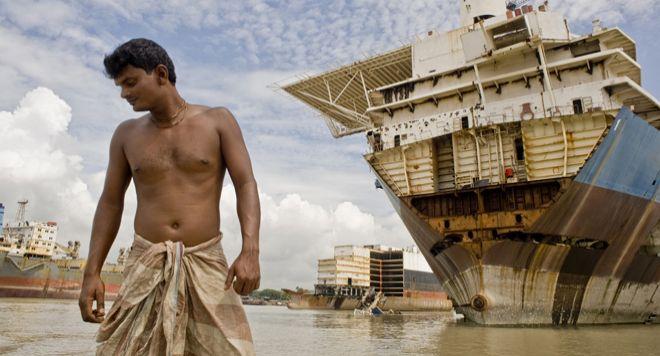shipbreaking platform, ship recycling