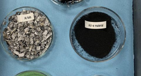 American, Manganese, battery, recycling, lithium-ion