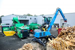HAAS, recycling, waste