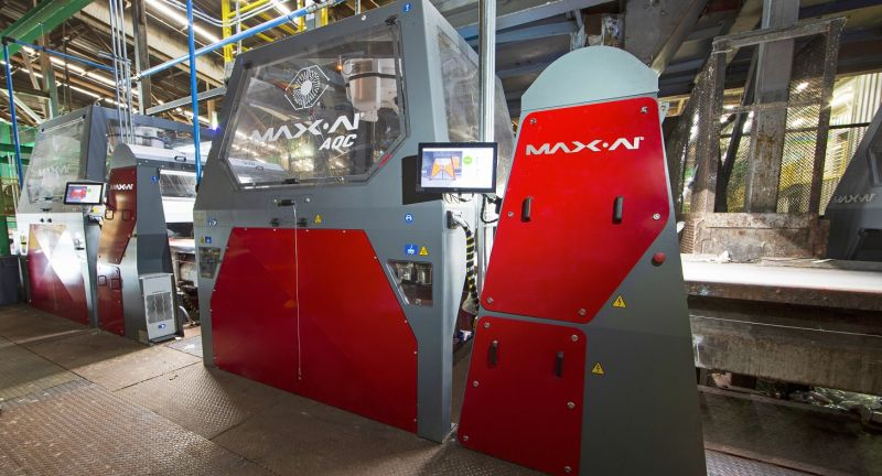 Bulk, Handling, Systems, waste, recology, recycling, robots, max, ai