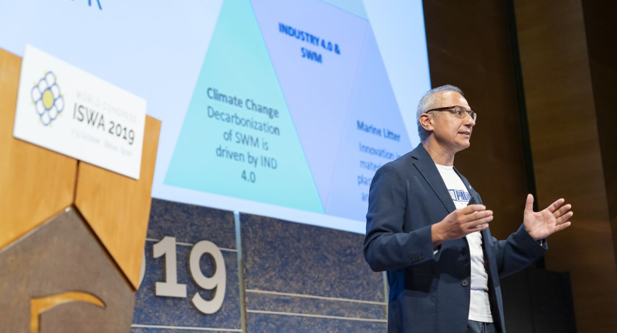IN DEPTH: INDUSTRY 4.0 Key to Delivering a Circular Economy