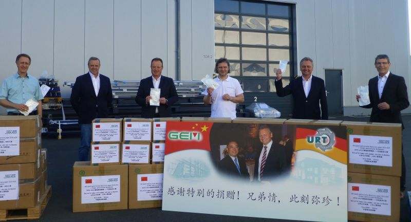 RT, Umwelt-, und, Recyclingtechnik, GmbH, coronavirus, china, ewaste, recycling