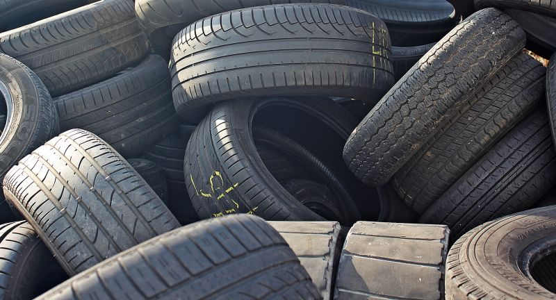 untha, tyre, waste, recycling