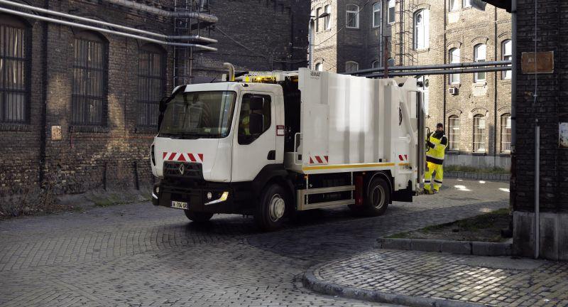 Renault, trucks, Allison, transmissions, waste, collection, rcv