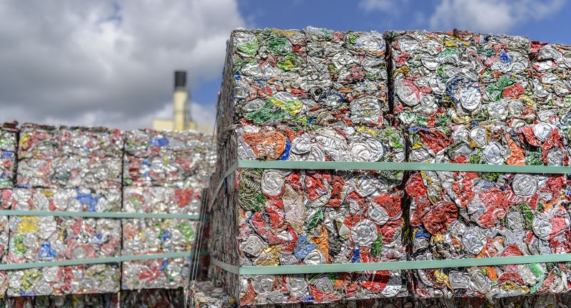 alupro, waste, recycling, aluminium, packaging, prn
