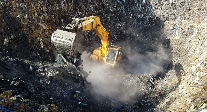 NEW-MINE, landfill, mining, stadler, KU, Leuven, Institute, for, Sustainable, Metals, and, Minerals, recycling, waste, energy, syngas