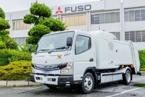 waste, recycling, rcv, Daimler, Trucks, Technology, FUSO, Future, Innovation, Lab, eCanter, SensorCollect, demonstrates, o, Electric, mobility, MediaSite, Brands, &, Products, eCanter, FUSO