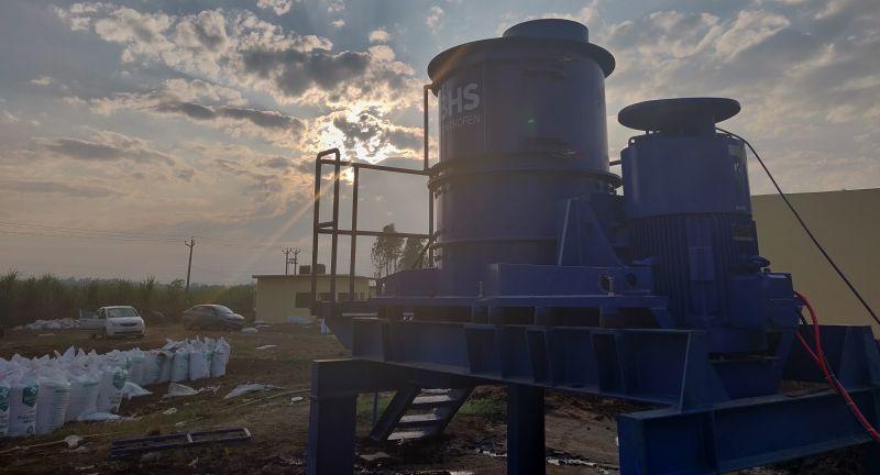 BHS-Sonthofen, india, waste, organic, waste, anaerobic, digestion, biogas, biogrinder
