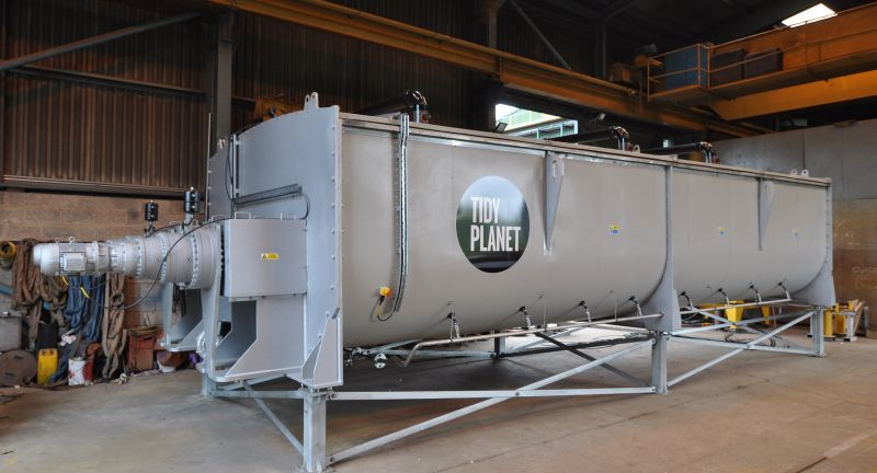 B2500, Rocket, Composter, tidy, planet, waste, recycling