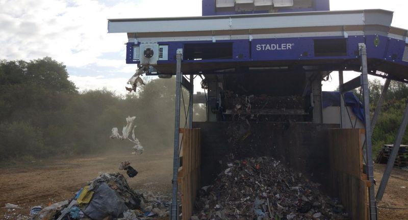 STADLER, new, mine, waste, landfill, recycling