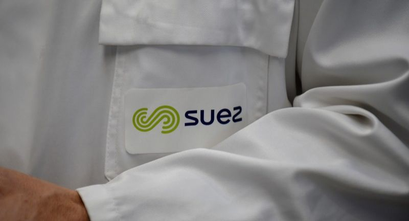suez, waste, water