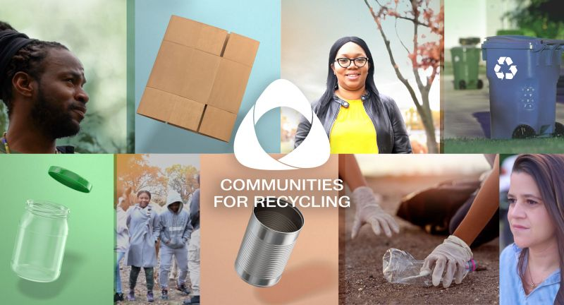 The, Recycling, Partnership, Facebook, Communities, for, Recycling
